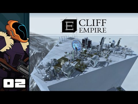 Let's Play Cliff Empire - PC Gameplay Part 2 - Approximately Balanced, As All Things Could Be