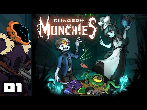 Let's Play Dungeon Munchies [Early Access] - PC Gameplay Part 1 - You Are What You Eat