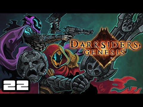 Let's Play Darksiders Genesis [Co-Op] - PC Gameplay Part 22 - Plan B: More Bombs!