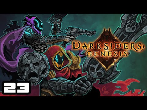 Let's Play Darksiders Genesis [Co-Op] - PC Gameplay Part 23 - Unfinished Business