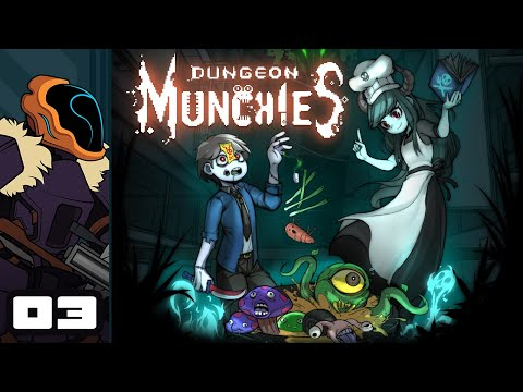 Let's Play Dungeon Munchies [Early Access] - PC Gameplay Part 3 - Clifford The Big Green... Dragon?