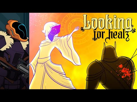 Looking For Heals Quick Look - Part Time Healer, Full Time Adventurer Micromanager