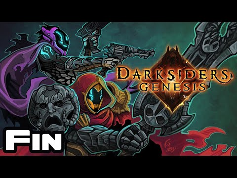 Let's Play Darksiders Genesis [Co-Op] - PC Gameplay Part 24 - Finale - Like A Fiddle