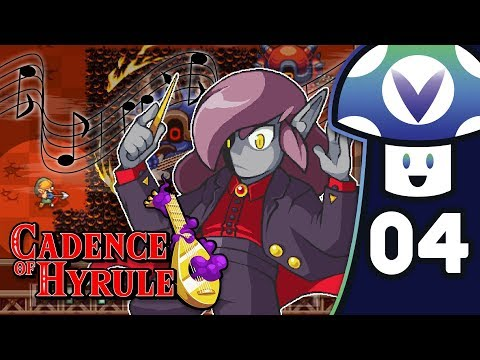 [Vinesauce] Vinny - Cadence of Hyrule: Octavo's Ode Free Update (PART 4)