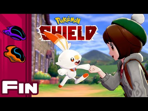 Let's Play Pokemon Shield - Switch Gameplay Part 46 - Finale - One Last Rematch
