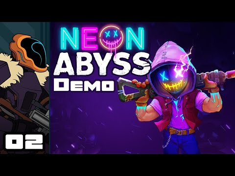 Let's Play Neon Abyss [Beta Demo] - PC Gameplay Part 2 - An Extremely Solid Foundation