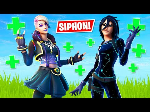 HAPPY NEW YEAR!!  New Skins & Siphon Squads! (Fortnite Battle Royale)