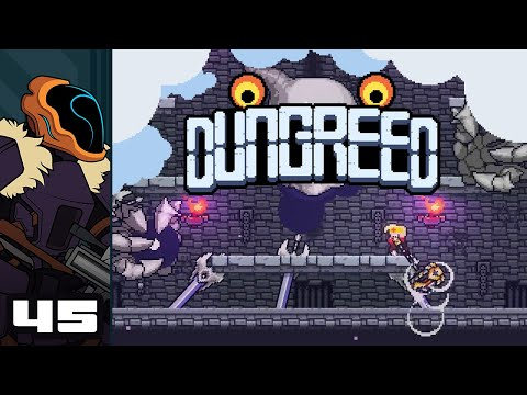 Let's Play Dungreed - PC Gameplay Part 45 - It Has Been A While...