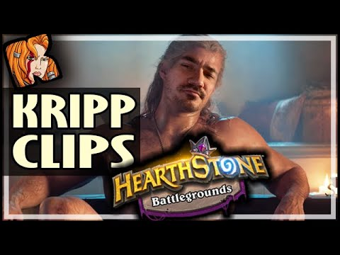BEST KRIPP CLIPS - Episode 2 - Hearthstone Battlegrounds
