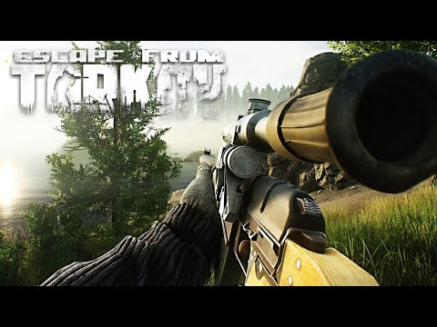 Survive the Apocalypse!! (Escape from Tarkov)