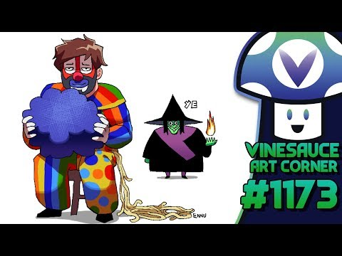[Vinebooru] Vinny - Vinesauce Art Corner #1173