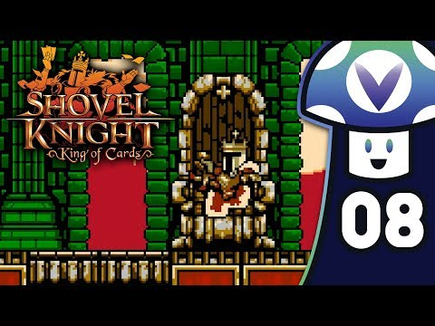 [Vinesauce] Vinny - Shovel Knight: King of Cards (PART 8 Finale)