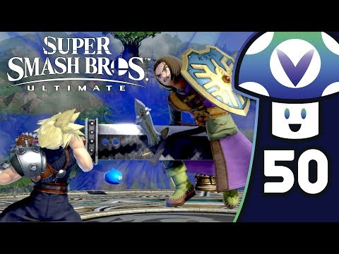 [Vinesauce] Vinny - Super Smash Bros. Ultimate (PART 50)
