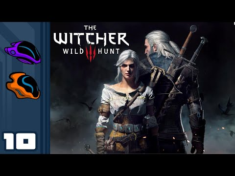Let's Play The Witcher 3: Wild Hunt [Modded] - PC Gameplay Part 10 - The Real Monster