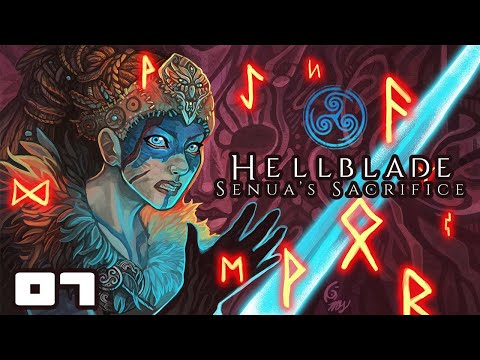 Let's Play Hellblade: Senua's Sacrifice - PC Gameplay Part 7- The Trials of Odin