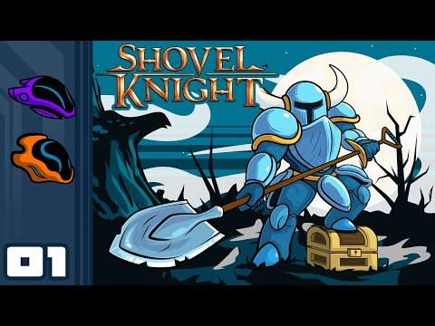 Let's Play Shovel Knight: Shovel of Hope - PC Gameplay Part 1 - More Like Shovel Knaves