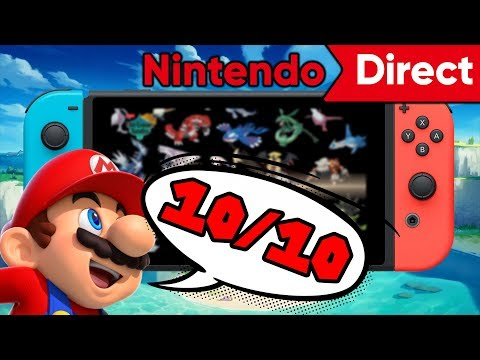 Hate To Say It, But That Nintendo Direct Was PERFECT (Pokemon Direct 2020 Reaction)
