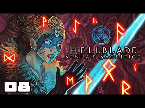 Let's Play Hellblade: Senua's Sacrifice - PC Gameplay Part 8- Between Two Worlds
