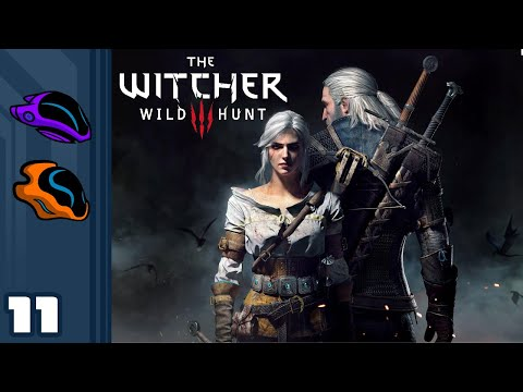 Let's Play The Witcher 3: Wild Hunt [Modded] - PC Gameplay Part 11 - The Wolf King