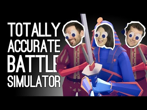 Totally Accurate Battle Simulator Xbox One Livestream! We Play TABS Live