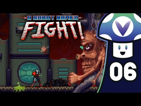 [Vinesauce] Vinny - A Robot Named Fight! (PART 6)