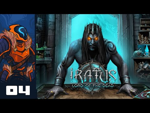 Let's Play Iratus: Lord of the Dead - PC Gameplay Part 4 - Everything Burns!