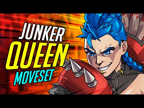 Junkertown Queen Moveset Prediction