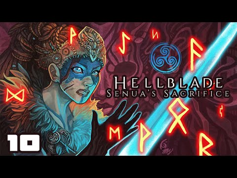 Let's Play Hellblade: Senua's Sacrifice - PC Gameplay Part 10- Facing One's Fears