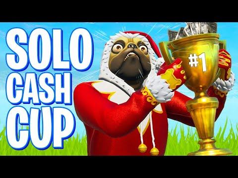 Solo Hype Night Tournament! (Fortnite Battle Royale)