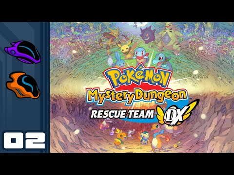 Let's Play Pokemon Mystery Dungeon Rescue Team DX - Switch Gameplay Part 2 - Boggle Has No Mercy