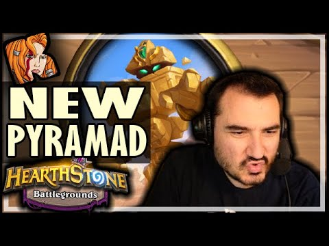 PYRAMAD 2.0 GOOD ENOUGH? - Hearthstone Battlegrounds