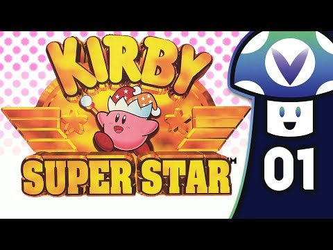[Vinesauce] Vinny - Kirby Super Star (PART 1)
