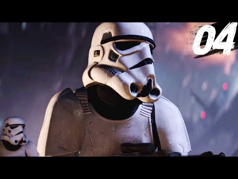 BETRAYING THE EMPIRE | Star Wars Battlefront 2 Story - Part 4