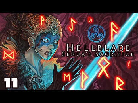 Let's Play Hellblade: Senua's Sacrifice - PC Gameplay Part 11- Sanguineous Suffering