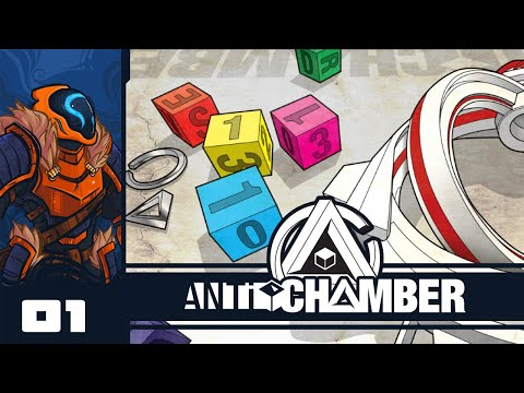 Let's Play Antichamber - PC Gameplay Part 1 - Every Journey Is A Series Of Choices