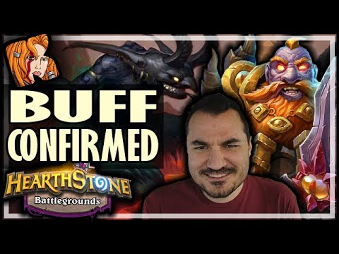 JUGGLER BUFFED? CONFIRMED! - Hearthstone Battlegrounds