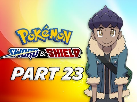 POKEMON SWORD & SHIELD Walkthrough Part 22 - Champions Cup (Nintendo Switch)
