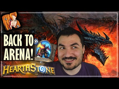 KRIPP PLAYS ARENA AGAIN?! EASY WINS! - Hearthstone