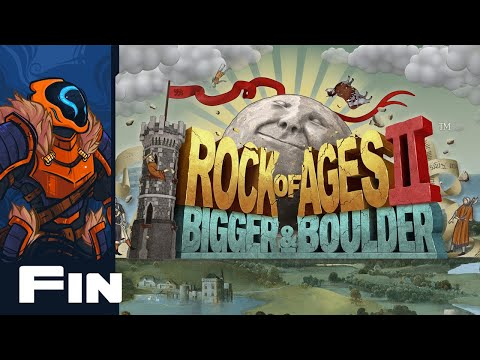Let's Play Rock of Ages 2: Bigger & Boulder - PC Gameplay Part 7 - Finale - Absolute Sucker