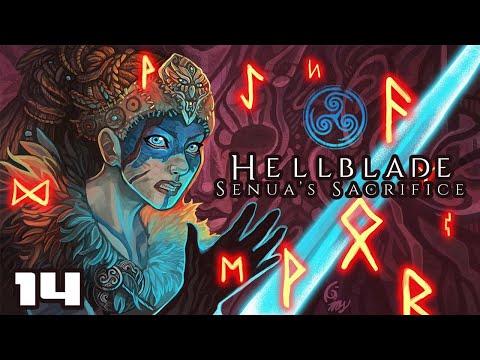 Let's Play Hellblade: Senua's Sacrifice - PC Gameplay Part 14- Secrets of the Gods