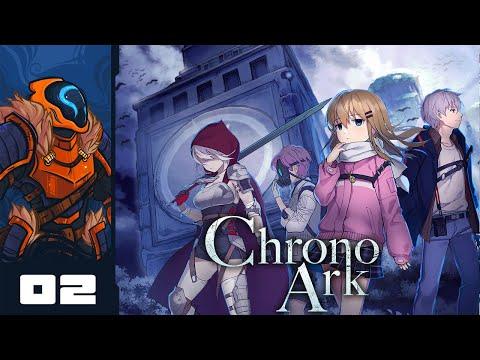 Let's Play Chrono Ark - PC Gameplay Part 2 - Stranger Danger