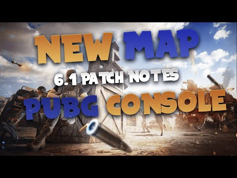 PUBG Update 6.1 Xbox & PS4 Patch Notes - New Map , Dynamic resolution, Bug Fixes & More!