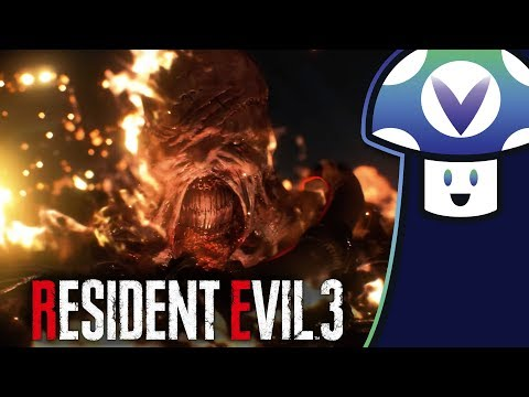 [Vinesauce] Vinny - Resident Evil 3 Nemesis Trailer Reaction