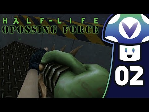 [Vinesauce] Vinny - Half-Life: Opposing Force (PART 2)