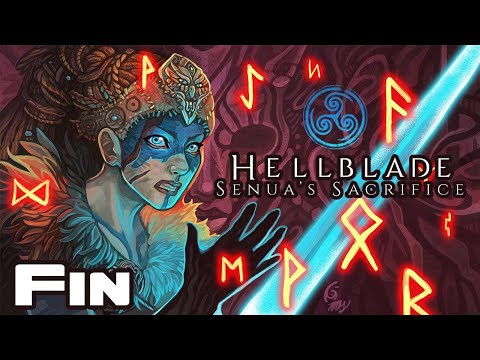 Let's Play Hellblade: Senua's Sacrifice - PC Gameplay Part 15 Finale- Another Story to Tell