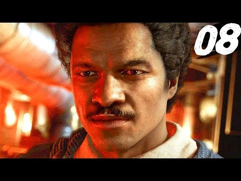PLAYING AS LANDO! | Star Wars Battlefront 2 Story - Part 8