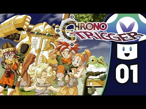 [Vinesauce] Vinny - Chrono Trigger+ (PART 1)