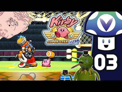 [Vinesauce] Vinny - Kirby Super Star Ultra (PART 3)