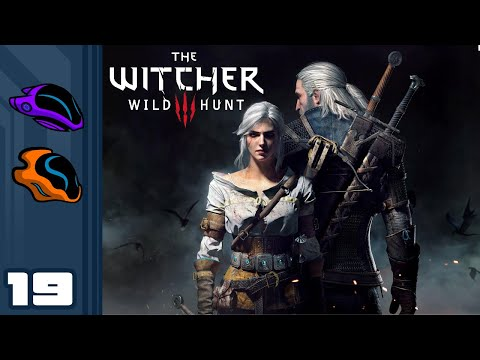 Let's Play The Witcher 3: Wild Hunt [Modded] - PC Gameplay Part 19 - Master Plan