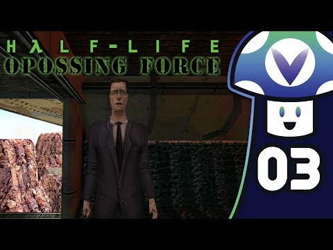 [Vinesauce] Vinny - Half-Life: Opposing Force (PART 3 Finale)